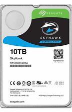 """Egp207698 Seagate Skyhawk HDD interno 10.000gb Interfaccia SATA III formato 3.5"""""""