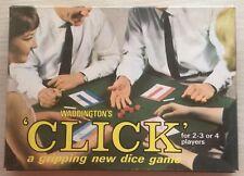 Jeu Click A Gripping New Dice Game, Waddingtons