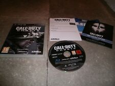 JEU PS3 PAL Version Française: CALL OF DUTY GHOSTS - TBE