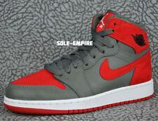 Nike Air Jordan 1 Retro High Premium BG 898065-001 River Rock Red Camo 4Y GS