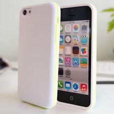 Ultra Delgado De Tpu Bumper Case Para Iphone 5c 5 5s 4 4s Piel Suave Gel Funda De Silicona