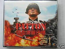 原裝正版 - 鐵血將軍巴頓 PATTON VCD (3 DISCS)