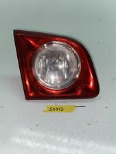 2008 09 10 11 12 Chevy Malibu LEFT/DRIVER Side Tail Light/Lamp OEM GM 15271120