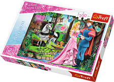 Model Puzzle Pieces Trefl Disney Princess Meeting in Forest Meeting IN