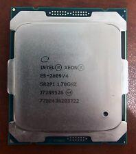 Intel Xeon E5-2609 v4 8-Core 1.7GHz Processor Socket LGA 2011v3