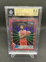2019 Panini Donruss Coby White /99 Red Laser BGS 9.5 RC