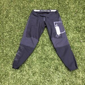 Fox Attack Fire Pants Black - 36