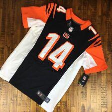 Nike NFL Cincinatti Bengals Jersey Andy Dalton On Field Elite 468886 010 Size 40