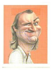 1987 : Document caricature : PHILL COLLINS (1 page)
