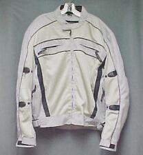 Xelement Motorcross Jacket All Season Tri-Tex and Mesh Black/Grey Size XXL