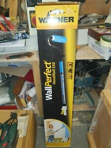 Wagner Paint Roller HandiRoll 550 for Wall & Ceiling paint,  15 m² in 12 min, ml