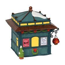 Department 56 Classic Christmas Kiosk 2018 Accessory 6001705 D56