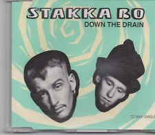Stakka Bo-Down The Drain cd maxi single