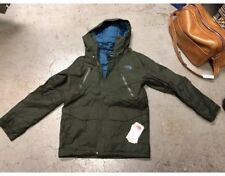 The North Face Sherman Insulated Rosin Green Wax Mens Coat XL NEW NWT