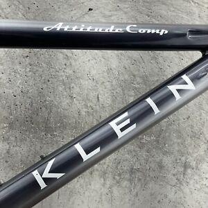 Klein Attitude Comp Vintage Mountain Bike Frame MTB 15.5 21.5 Small Chehalis USA