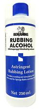 Benjamins Rubbing Alcohol 70% Original 250ml