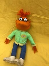 Vintage 1970's Original Jim Henson Muppet Doll Scooter 16 inches tall
