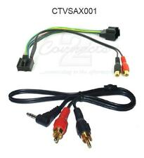 Connects2 CTVSAX001 Saab 9-3 9.3 2006 on Aux Input MP3 iPod iPhone 3.5mm Jack