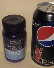Hair, Skin and Nails Formula (30 Ingredients, EX: Biotin & Collagen)