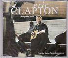MAXI CD SINGLE 3 TITRES ERIC CLAPTON CHANGE THE WORLD DE 1996 NEUF SCELLE