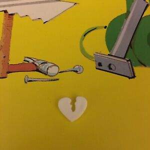 Operation Skill Game Broken Heart Replacement Piece