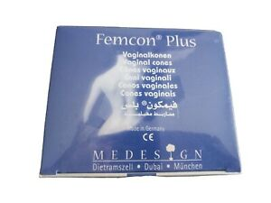 FEMCON Plus Vaginalkonen-Set mit 5 Konen