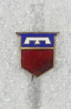 WWII Home Front - 76th Infantry Division enameled lapel pin