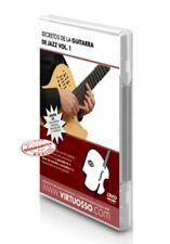 Virtuosso Curso De Armonía Guitarra De Jazz Vol.1