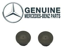 Genuine Pair Set of 2 Engine Expansion Plugs For Mercedes Benz W203 W216 C230