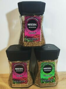 3X) Instant Coffee Nescafe Reserva Mexicana Veranica,Xiapan Veracruz 50g (each)