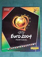 PANINI UEFA EURO 2004 PORTUGAL FOOTBALL STICKER ALBUM-UNUSED VERY GOOD CONDITION