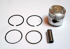 Übermaß Kolben Kit Piston 0,75  Honda CY XL CB 50 NEU Cylinder Motor engine