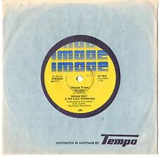 "BRIAN MAY - THEME FROM RUSH / SEVEN LITTLE AUSTRALIANS - 7"" 45 VINYL RECORD 1974"