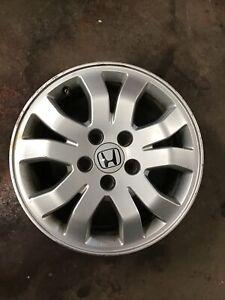 Honda CR-V Mk3 2006-2010 16'' Inch 5 Stud 10 Spoke Alloy Wheel (4)