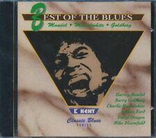 SEALED NEW CD Harvey Mandel, Barry Goldberg, Charlie Musselwhite, Etc. - Best Of