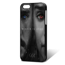Game Of Thrones Phone Case Cover Fits iPhone - Winter is Here - GOT