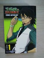 Tiger & Bunny Comic Anthology 2-in-1 volume 1 (volumes 1-2), Seinen Manga