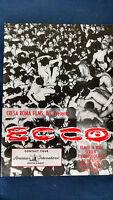 1964 Ecco  vintage pressbook mondo exploitation documentary