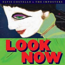 Elvis Costello and The Imposters Look Now Deluxe CD Neu 2018