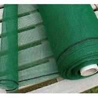 2m x 60m Heavy Duty Windbreak Shade Debris Netting Fence Garden Greenhouse