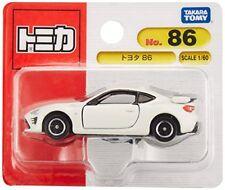 Takara Tomy Tomica No.86 Toyota 86 (Boxed) Mniature Car
