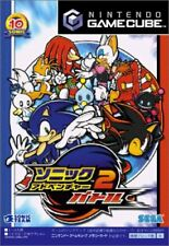 Used  Sonic Adventure 2 Battle NINTENDO GAMECUBE GC JAPANESE JAPANZON GAME CUBE
