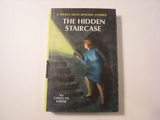Nancy Drew #2, Hidden Staircase, Picture Cover