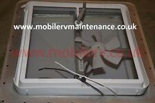 American Motorhome RV Roof Vent Complete With 12 Volt Fan