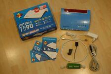 AVM FRITZ!Box 7590 WLAN Router mit VDSL Modem (20002784) +++NEUWERTIG+++