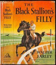 Walter Farley ~ The Black Stallion's Filly ~ 1952 Random House
