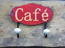 Kleiderhaken Cafe Bar Küche Gastro Haken Wandhaken Gaststätte Gardrobe Vintage