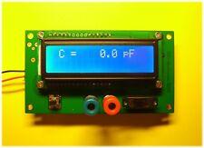 * LC Meter Messgerät Kondensator LCR RLC RCL Bausatz KIT *