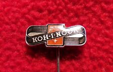Antique Vintage pin KOH-I-NOOR HARDTMUTH writing accessories pencil crayon