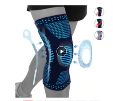 360Strong Full Compression Knee Support With Strap - NEW 2020